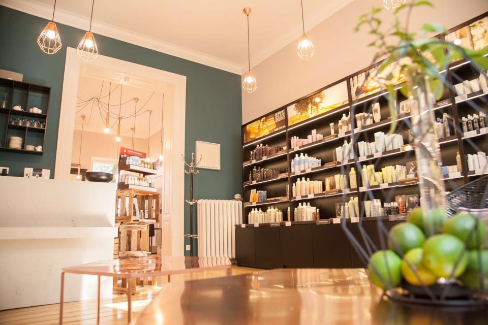 Friseursalon » Friederike Kegel Interieur Design